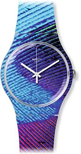 スウォッチ 腕時計 メンズ SUOK113 Swatch SUOK113 New Gent - Peacobello Watchスウォッチ 腕時計 メンズ SUOK113