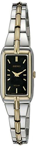 セイコー 腕時計 レディース SUP274 Seiko Women's SUP274 Analog Display Analog Quartz Two Tone Watchセイコー 腕時計 レディース SUP274