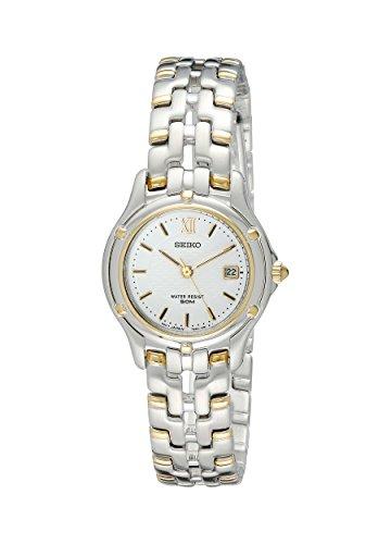 セイコー 腕時計 レディース SXE586 【送料無料】Seiko Women's SXE586 Le Grand Sport Two-Tone Watchセイコー 腕時計 レディース SXE586