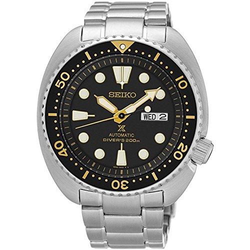 セイコー 腕時計 メンズ SRP775 Seiko Men's Silvertone Automatic Diver Watchセイコー 腕時計 メンズ SRP775