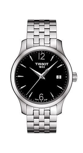 """ティソ 腕時計 レディース T0632101105700 【送料無料】Tissot Women""""s T0632101105700 T-Trend Analog Display Quartz Silver Watchティソ 腕時計 レディース T0632101105700"""