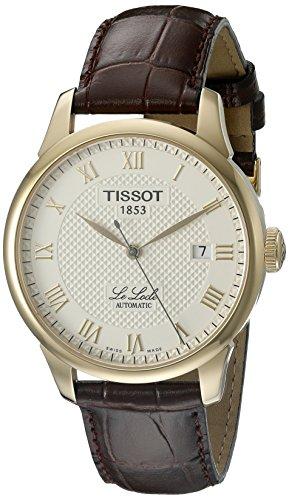 ティソ 腕時計 メンズ T41.5.413.73 【送料無料】Tissot Men's T41.5.413.73 Le Locle Automatic Skeleton-Back Watchティソ 腕時計 メンズ T41.5.413.73