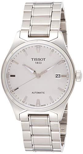 ティソ 腕時計 メンズ T0604071103100 【送料無料】Tissot Men's T0604071103100 T-Tempo Analog Display Swiss Automatic Silver Watchティソ 腕時計 メンズ T0604071103100