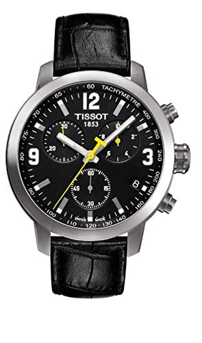 ティソ 腕時計 メンズ TIST0554171605700 【送料無料】Tissot Mens PRC 200 Swiss Quartz Stainless Steel Sport Watch (Model: T0554171605700)ティソ 腕時計 メンズ TIST0554171605700