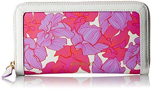 ヴェラブラッドリー ベラブラッドリー アメリカ 日本未発売 財布 15905 【送料無料】Vera Bradley Women's Leather Georgia, Paradise Floral Lilac, One Sizeヴェラブラッドリー ベラブラッドリー アメリカ 日本未発売 財布 15905