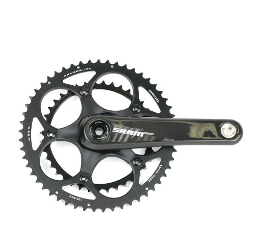 クランク パーツ 自転車 コンポーネント サイクリング 00.6115.600.080 SRAM S950 Bb30 170mm 46-36T Crank Set Wheelクランク パーツ 自転車 コンポーネント サイクリング 00.6115.600.080