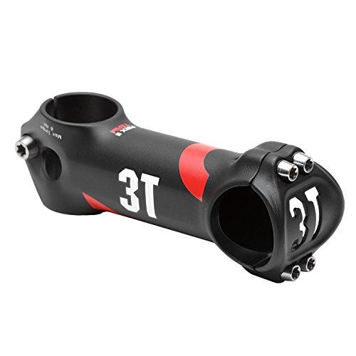 ステム パーツ 自転車 コンポーネント サイクリング 2033100CPAF40W 3T Arx II (+/-17) Team Stem, 100mmステム パーツ 自転車 コンポーネント サイクリング 2033100CPAF40W