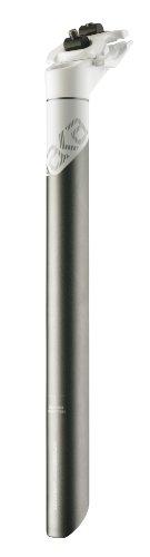 シートポスト パーツ 自転車 コンポーネント サイクリング 151519 Truvativ 25mm Offset 400mm 31.6 Ice AKA Seatpost (Grey)シートポスト パーツ 自転車 コンポーネント サイクリング 151519
