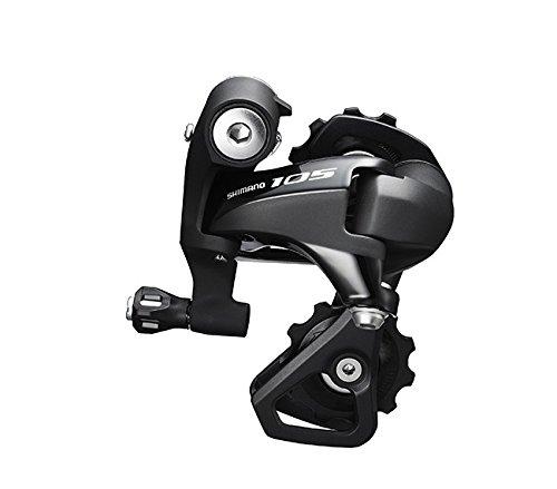 ディレイラーポスト パーツ 自転車 コンポーネント サイクリング 32223 SHIMANO 105 5800 Rear Derailleur - GS Blackディレイラーポスト パーツ 自転車 コンポーネント サイクリング 32223