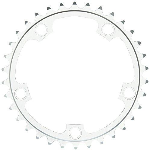 チェーンリング ギア パーツ 自転車 コンポーネント 266024 Stronglight 5-Arm Alloy Chainring: 52T Silverチェーンリング ギア パーツ 自転車 コンポーネント 266024