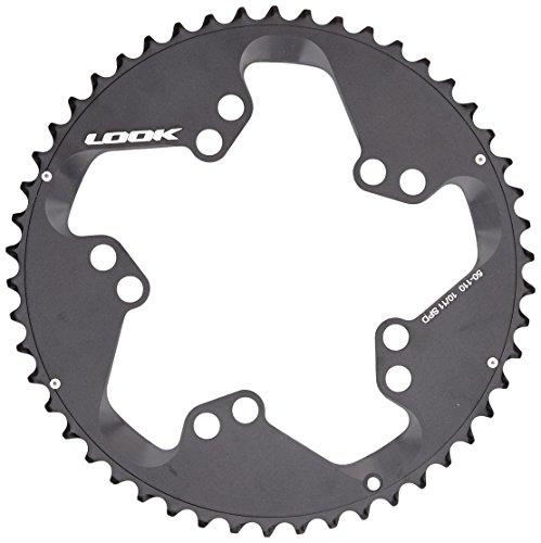 チェーンリング ギア パーツ 自転車 コンポーネント 【送料無料】Look Zed Chainring Black 52tチェーンリング ギア パーツ 自転車 コンポーネント