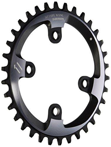 【中古】 チェーンリング ギア パーツ Chainring, 自転車 コンポーネント 155357 パーツ SRAM XX1 XX1 1 x 11-Speed Chainring, 34Tチェーンリング ギア パーツ 自転車 コンポーネント 155357, マワールドshop:335fb5a3 --- canoncity.azurewebsites.net