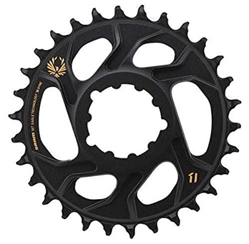 チェーンリング ギア パーツ 自転車 コンポーネント 11.6218.030.120 【送料無料】SRAM Chain Ring X-Sync 12S 34T Dm 6mm Offset Goldチェーンリング ギア パーツ 自転車 コンポーネント 11.6218.030.120