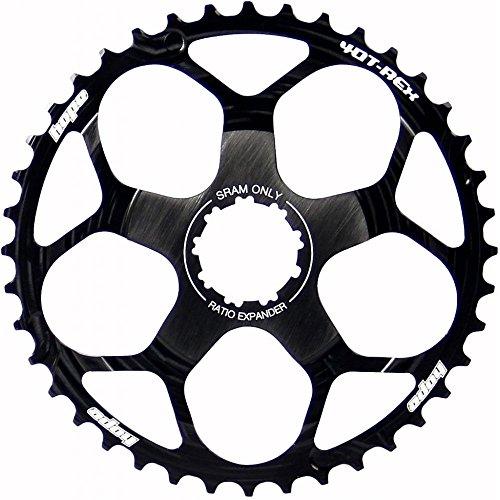 スプロケット フリーホイール ギア パーツ 自転車 Hope T-Rex Ratio Expander Cog 40T for Shimano Blackスプロケット フリーホイール ギア パーツ 自転車