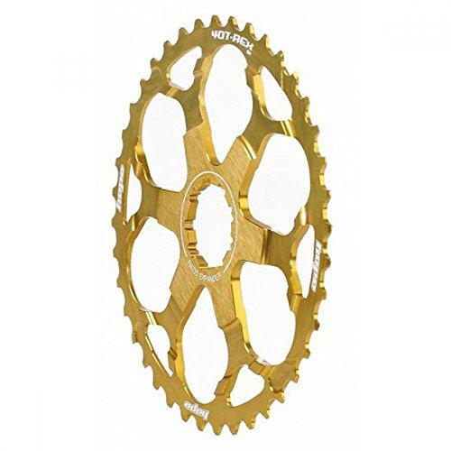 スプロケット フリーホイール ギア パーツ 自転車 Hope T-Rex Ratio Expander Sprocket 40T for SRAM Goldスプロケット フリーホイール ギア パーツ 自転車