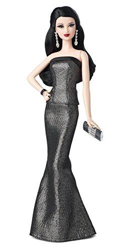 バービー バービー人形 バービールック バービーザルック BDH27 Barbie The Look Doll: Grey and Black Dressバービー バービー人形 バービールック バービーザルック BDH27