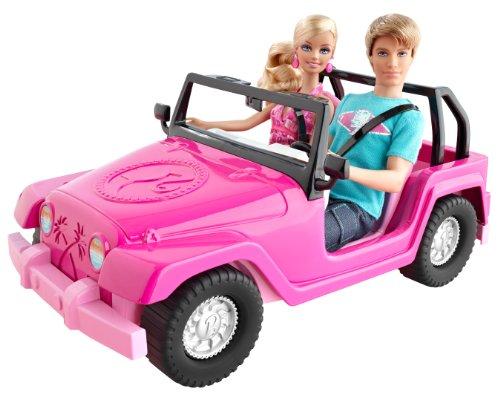 バービー バービー人形 ケン Ken V0834 【送料無料】Barbie and Ken Beach Cruiserバービー バービー人形 ケン Ken V0834