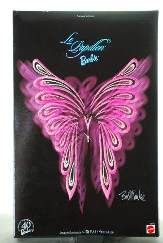 バービー バービー人形 日本未発売 23276 Barbie Le Papillon by Bob Mackie for FAO Schwarzバービー バービー人形 日本未発売 23276