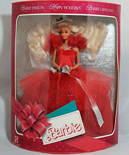 バービー バービー人形 日本未発売 ホリデーバービー Barbie 1988 Happy Holidaysバービー バービー人形 日本未発売 ホリデーバービー
