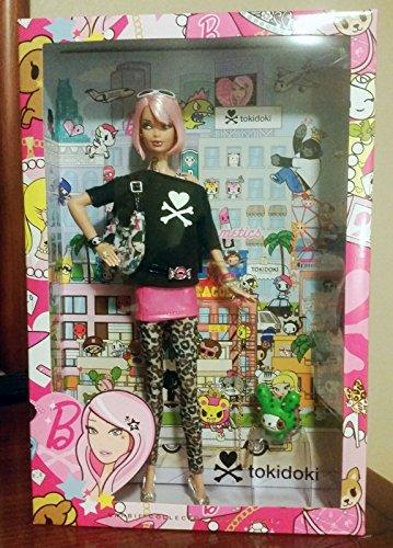 バービー バービー人形 バービーコレクター コレクタブルバービー プラチナレーベル T7939 Barbie Collector - Tokidoki Barbie Doll - Gold Labelバービー バービー人形 バービーコレクター コレクタブルバービー プラチナレーベル T7939