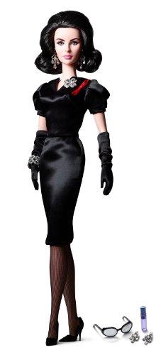 バービー バービー人形 日本未発売 W3495 Barbie Classic Violet Eyes Elizabeth Taylor 12 inch Doll by Mattel Toysバービー バービー人形 日本未発売 W3495