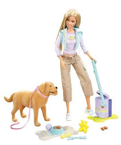 バービー バービー人形 日本未発売 プレイセット アクセサリ J9472 Barbie Forever Barbie Doll with Tanner the Dogバービー バービー人形 日本未発売 プレイセット アクセサリ J9472