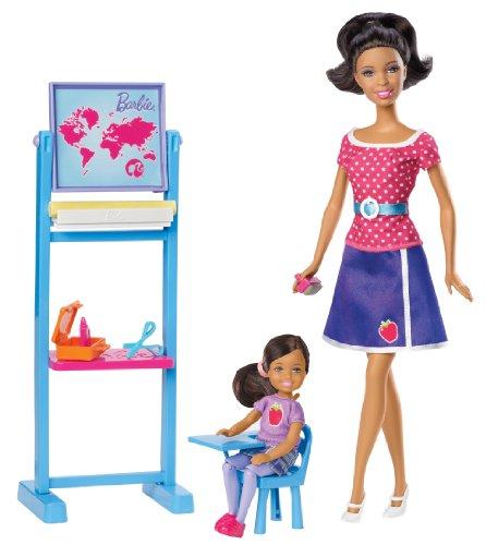 バービー バービー人形 バービーキャリア バービーアイキャンビー 職業 BBD78 Barbie I Can Be Teacher Nikki Doll Playsetバービー バービー人形 バービーキャリア バービーアイキャンビー 職業 BBD78
