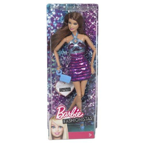 バービー バービー人形 ファッショニスタ 日本未発売 Y7489 Barbie Fashionistas Teresa Dollバービー バービー人形 ファッショニスタ 日本未発売 Y7489
