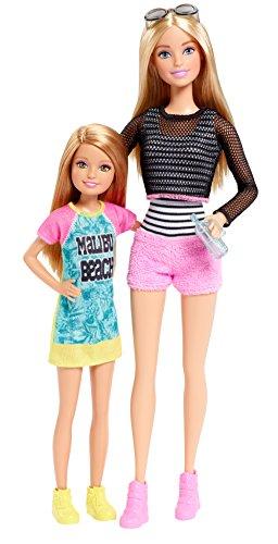 バービー バービー人形 チェルシー スキッパー ステイシー DGX41 Barbie Sisters Barbie and Stacie Doll 2-Packバービー バービー人形 チェルシー スキッパー ステイシー DGX41