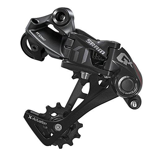 ディレイラーポスト パーツ 自転車 コンポーネント サイクリング 00.7518.081.001 SRAM GX Bicycle Rear Derailleur with 1 x 11 Speed Long Cage, Redディレイラーポスト パーツ 自転車 コンポーネント サイクリング 00.7518.081.001