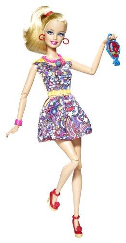 バービー バービー人形 ファッショニスタ 日本未発売 V4381 【送料無料】Barbie Fashionistas Swappin Styles Cutie Doll - 2011バービー バービー人形 ファッショニスタ 日本未発売 V4381