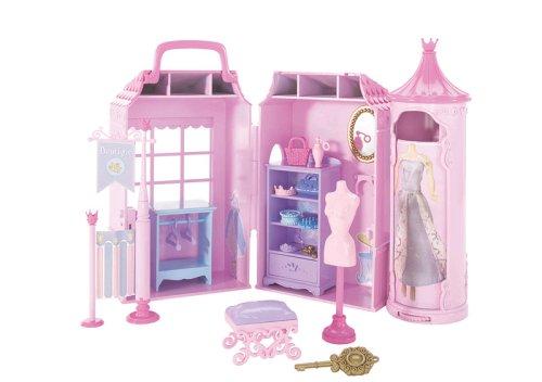 バービー バービー人形 日本未発売 プレイセット アクセサリ K8027 【送料無料】Barbie Mini Kingdom Princess Boutique Playsetバービー バービー人形 日本未発売 プレイセット アクセサリ K8027