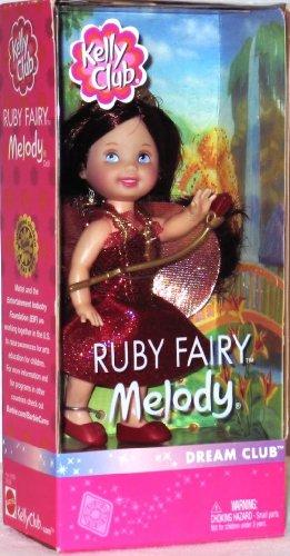 バービー バービー人形 チェルシー スキッパー ステイシー 55448 【送料無料】Ruby Fairy Melody (Barbie: Kelly Club)バービー バービー人形 チェルシー スキッパー ステイシー 55448