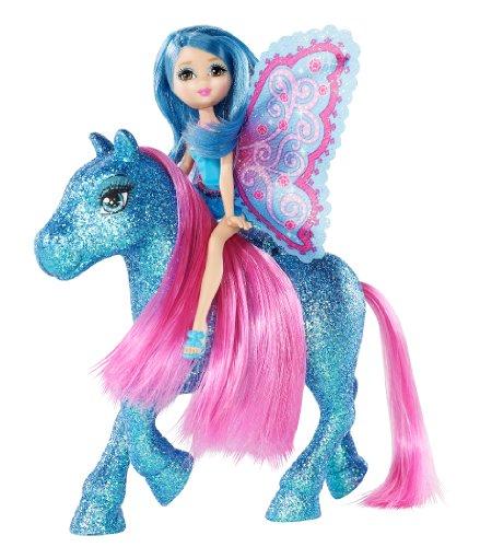 バービー バービー人形 ファンタジー 人魚 マーメイド T7470 Barbie A Fairy Secret Fairy and Pony - Blueバービー バービー人形 ファンタジー 人魚 マーメイド T7470