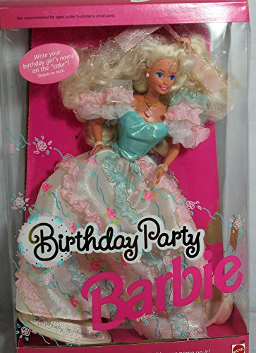バービー バービー人形 日本未発売 バースデーバービー バースデーウィッシュ 3388 【送料無料】Barbie Birthday Party Doll 1992バービー バービー人形 日本未発売 バースデーバービー バースデーウィッシュ 3388
