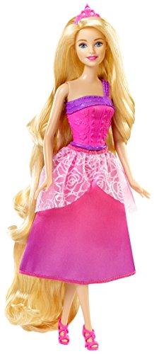 バービー バービー人形 ファンタジー 人魚 マーメイド DKM21 【送料無料】Barbie Endless Hair Kingdom Princess Doll, Purpleバービー バービー人形 ファンタジー 人魚 マーメイド DKM21