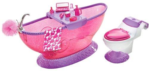 バービー バービー人形 日本未発売 プレイセット アクセサリ T7537 Barbie Bath To Beauty Bathroom Setバービー バービー人形 日本未発売 プレイセット アクセサリ T7537