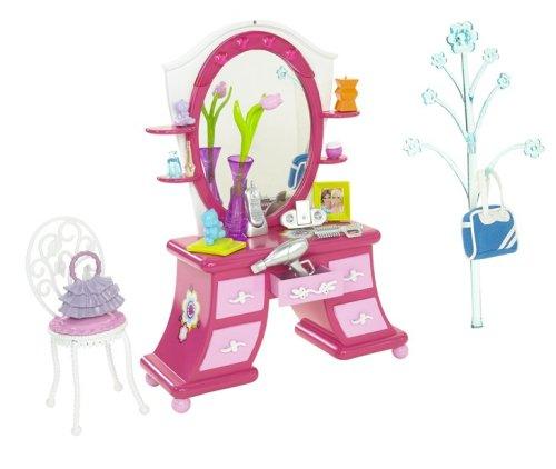 バービー バービー人形 日本未発売 プレイセット アクセサリ M4246 【送料無料】Barbie My House Vanity setバービー バービー人形 日本未発売 プレイセット アクセサリ M4246
