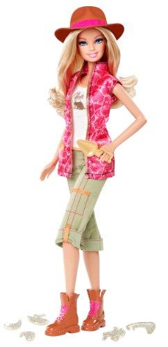バービー バービー人形 バービーキャリア バービーアイキャンビー 職業 W3738 【送料無料】Barbie I Can Be... Paleontologist Dollバービー バービー人形 バービーキャリア バービーアイキャンビー 職業 W3738