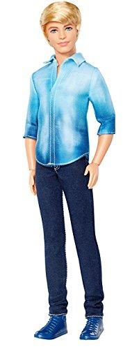 バービー バービー人形 ファッショニスタ 日本未発売 X7874 Barbie Fashionista Ken Doll with Blue Shirt and Black Pantsバービー バービー人形 ファッショニスタ 日本未発売 X7874