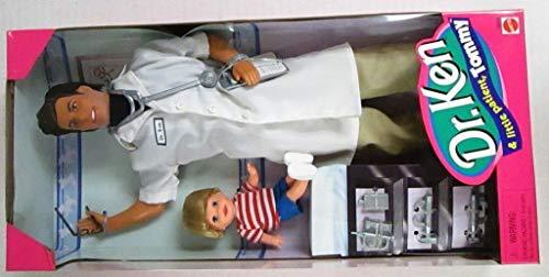 バービー バービー人形 ケン Ken 18898 Dr. Ken & Little Patient Tommy Barbie Doll Setバービー バービー人形 ケン Ken 18898