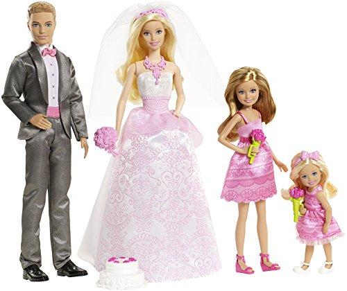 バービー バービー人形 ウェディング ブライダル 結婚式 CHG38 Mattel Barbie Wedding Setバービー バービー人形 ウェディング ブライダル 結婚式 CHG38