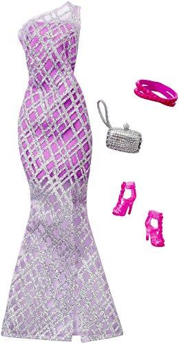 【国内即発送】 バービー 衣装 バービー人形 着せ替え Barbie 衣装 ドレス DHC60 Barbie DHC60 Complete Look Fashion Pack, Lavender Gownバービー バービー人形 着せ替え 衣装 ドレス DHC60, 家具インテリア雑貨 カグール:cbe3156c --- canoncity.azurewebsites.net