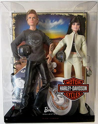 バービー バービー人形 ケン Ken R9911 Barbie Harley - Davidson Barbie and Ken Doll Gift Setバービー バービー人形 ケン Ken R9911