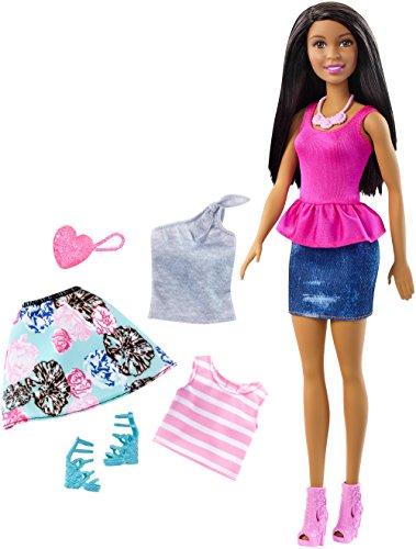 バービー バービー人形 日本未発売 DMP03 Barbie Nikki Doll & Fashionバービー バービー人形 日本未発売 DMP03