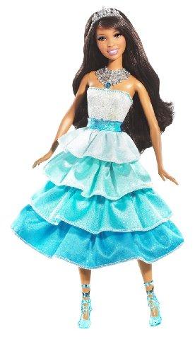 バービー バービー人形 日本未発売 R4111 【送料無料】Barbie Sparkle Lights Princess Nikki Dollバービー バービー人形 日本未発売 R4111