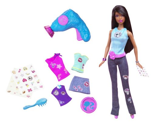 バービー バービー人形 日本未発売 プレイセット アクセサリ P0245 Barbie Totally Tattoos Nikkiバービー バービー人形 日本未発売 プレイセット アクセサリ P0245