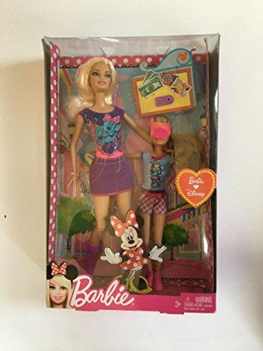 バービー バービー人形 日本未発売 X5898 Barbie Loves Disney Sister Doll Setバービー バービー人形 日本未発売 X5898