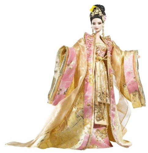 バービー バービー人形 バービーコレクター コレクタブルバービー プラチナレーベル L9660 Empress of the Golden Blossom Barbie Doll Limited Edition 4700 or less!バービー バービー人形 バービーコレクター コレクタブルバービー プラチナレーベル L9660