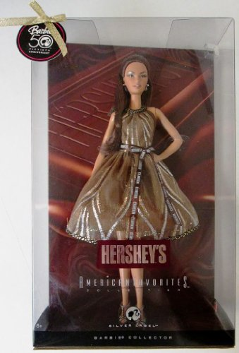 バービー バービー人形 バービーコレクター コレクタブルバービー プラチナレーベル Barbie Collector Doll 銀 Label Hershey Chocolate Dollバービー バービー人形 バービーコレクター コレクタブルバービー プラチナレーベル